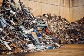 Cómo es el proceso de reciclaje de metales