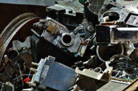Tipos de chatarra y residuos metálicos