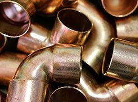El precio del cobre llega al nivel más alto desde 2012