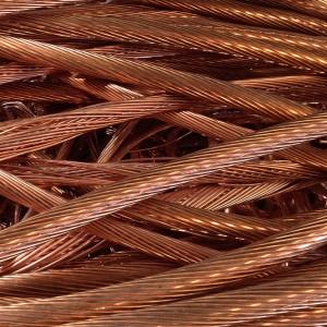 Hilo de cobre