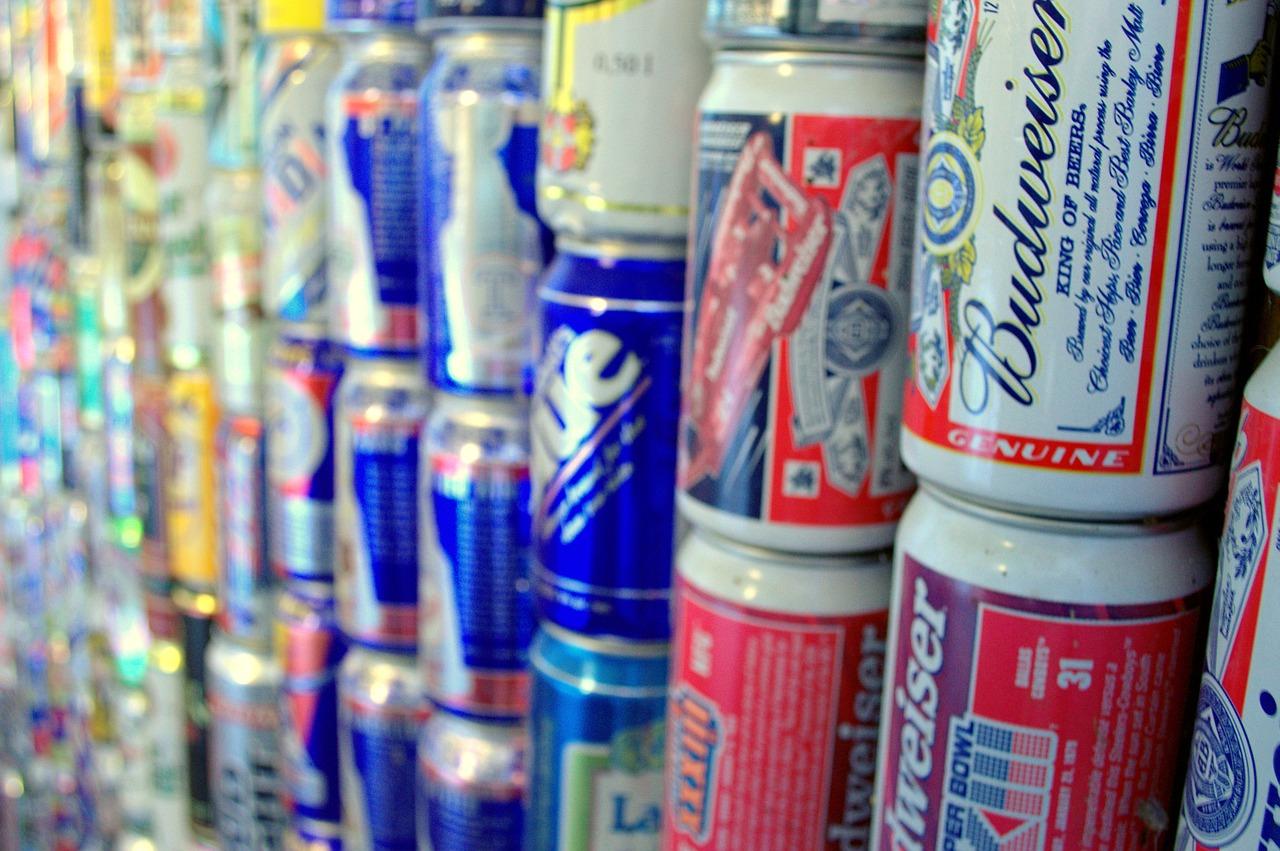Vender anillas de latas